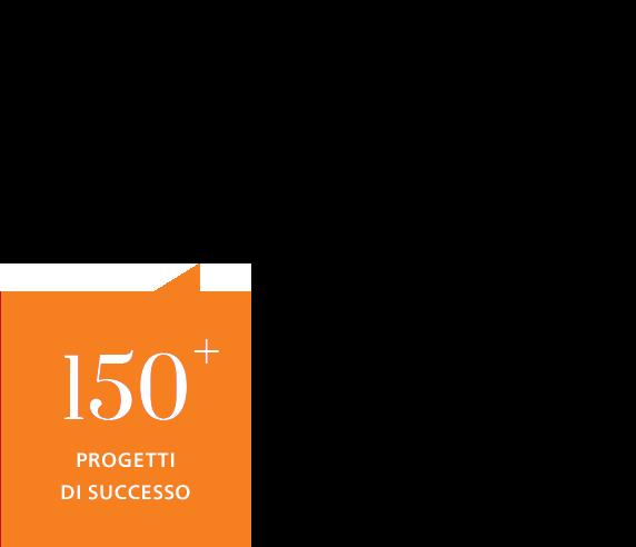 150 progetti successo
